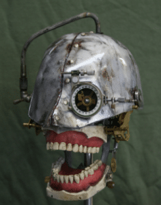 Dental Phantom Steampunk Skull version II